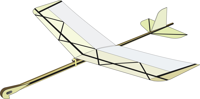 Freedom Flight Custom Science Olympiad Models